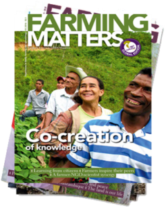 farming matters cover